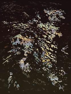 Andreas Gursky, Bangkok II, 2011 Inkjet print, 120 ⅞ × 93 ⅜ × 2 ½ inches framed (307 × 237 × 6.4 cm), edition 5/6© Andreas Gursky/SIAE, Italy