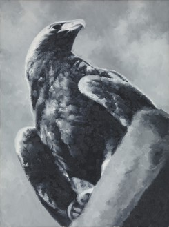 Gerhard Richter, Adler (Eagle), 1972 Oil on canvas, 31 ½ × 23 ⅝ inches (80 × 60 cm)© Gerhard Richter