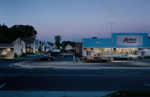 Gregory Crewdson, Untitled, 2004 Digital pigment print, image: 57 × 88 inches (144.8 × 223.5 cm), framed: 64 ¼ × 94 ¼ inches (163.2 × 239.4 cm), edition of 6 + 2 AP© Gregory Crewdson