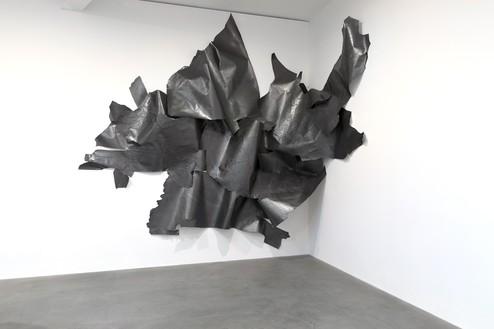Nancy Rubins, Drawing, 2010–18 Graphite on rag paper, 16 feet 3 ¾ inches × 17 feet 1 ⅞ inches × 2 feet 7 ½ inches (497 × 523 × 80 cm)© Nancy Rubins. Photo: Lucy Dawkins