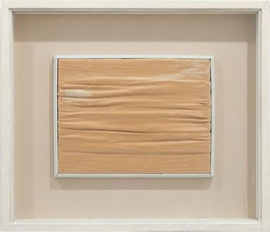 Piero Manzoni, Achrome, 1958–59 White velvet, 7 1/16 × 9 7/16 inches (18 × 24 cm)