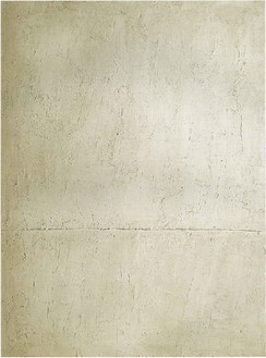 Piero Manzoni, Achrome, 1957–58 Plaster, 51 ¼ × 38 ¼ inches (130 × 97 cm)