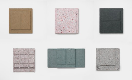 Rachel Whiteread, Untitled, 2019 Papier-mâché, overall dimensions variable© Rachel Whiteread. Photo: Mike Bruce