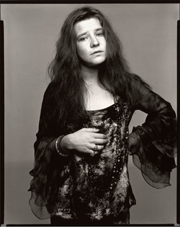 Richard Avedon, Janis Joplin, musician, Port Arthur, Texas, August 28, 1969, 1969 © The Richard Avedon Foundation