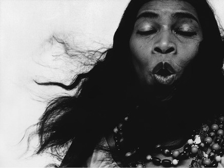 Richard Avedon, Marian Anderson, contralto, New York, June 30, 1955, 1955 © The Richard Avedon Foundation
