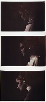 Richard Prince, Untitled (Three women with earrings), 1980 3 Ektacolor photographs, 20 × 24 inches each (50.8 × 61 cm)