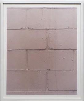 Roe Ethridge, Studio Wall, 2005 Chromogenic print, 31 × 25 inches framed (78.7 × 63.5cm framed), edition of 5
