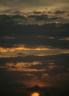 Roe Ethridge, Sunset #6, 2008 Chromogenic print, 57 × 42 inches (144.8 × 106.7cm), edition of 5