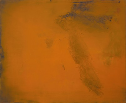 Rudolf Stingel, Untitled, 1986 Oil on canvas, 71 × 86 ¾ inches (180.3 × 220.3 cm)© Rudolf Stingel