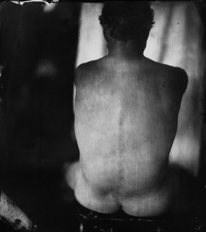 Sally Mann, The Nature of Loneliness, 2008 Gelatin silver print, 15 × 13 ½ inches (38.1 × 34.3 cm), edition of 5© Sally Mann