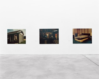 Installation view, Taryn Simon: The Innocents, Kunst-Werke Institute for Contemporary Art, Berlin, 2003 Artwork © Taryn Simon. Photo: courtesy KW Institute for Contemporary Art