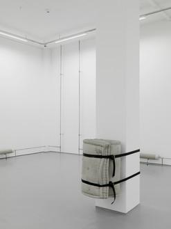 Tatiana Trouvé, Untitled, 2010 Concrete and metal, 32 × 23 ⅝ × 22 ⅜ inches (81 × 60 × 57 cm)© Tatiana Trouvé