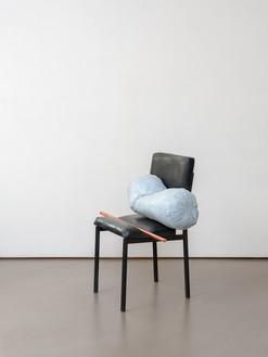 Tatiana Trouvé, The Guardian, 2018 Patinated bronze, granite, and copper, 31 ½ × 20 ⅛ × 29 ½ inches (82.5 × 51 × 75 cm)© Tatiana Trouvé. Photo: Florian Kleinefenn