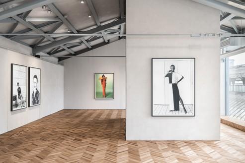 Installation view, The Black Image Corporation, Fondazione Prada, Milano Osservatorio, Milan, September 20, 2018–January 14, 2019 Photo: Delfino Sisto Legnani and Marco Cappelletti, courtesy Fondazione Prada, Milan