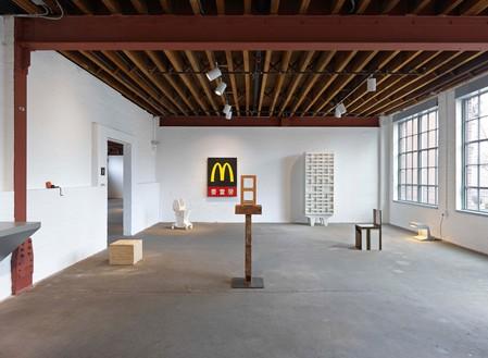 Installation view, Tom Sachs: Tea Ceremony, Noguchi Museum, New York, March 23–July 24, 2016 Artwork © Tom Sachs. Photo: Genevieve Hanson