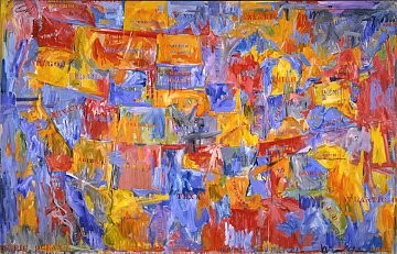 Jasper Johns: The Maps, 980 Madison Avenue, New York