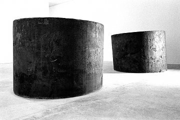 Richard Serra: New Sculpture, Wooster Street, New York