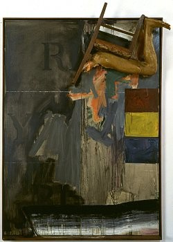 Jasper Johns: According to What & Watchman, 980 Madison Avenue, New York
