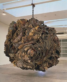 Chris Burden: Medusa's Head, Wooster Street, New York