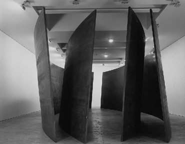 Richard Serra, Wooster Street, New York