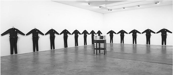Installation view Artwork © Chris Burden/Licensed by the Chris Burden Estate and Artists Rights Society (ARS), New York