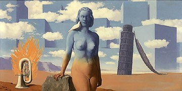 René Magritte: Le Domaine Enchanté, 980 Madison Avenue, New York