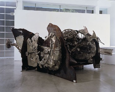 Frank Stella: New Sculpture, Beverly Hills