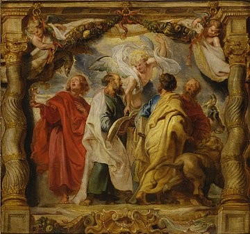 Peter Paul Rubens: Oil Paintings and Oil Sketches, 980 Madison Avenue, New York