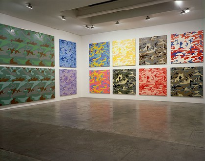Installation view © 1998 The Andy Warhol Foundation for the Visual Arts, Inc.