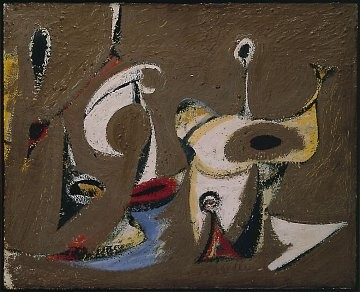 Arshile Gorky: Paintings and Drawings 1929-1942, 980 Madison Avenue, New York