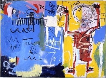 Jean-Michel Basquiat: Paintings & Drawings 1980–1988, Beverly Hills