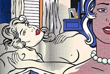 Roy Lichtenstein: Nudes, Beverly Hills