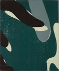 Andy Warhol: Camouflage Paintings, Beverly Hills