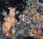 Cecily Brown, Wooster Street, New York