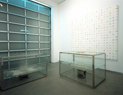 Installation view Artwork © Damien Hirst and Science Ltd. All rights reserved, DACS 2020