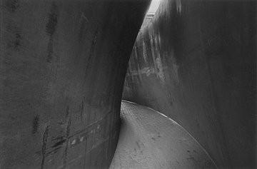 Richard Serra: Torqued Spirals, Toruses and Spheres, West 24th Street, New York