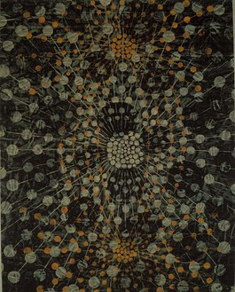 Alberto Di Fabio, Untitled, 2000 Acrylic on linen, 72 ½ × 56 ¼ inches (184.2 × 142.9 cm)