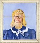 Julian Schnabel: Big Girl Paintings, Beverly Hills