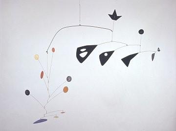 Alexander Calder, Beverly Hills