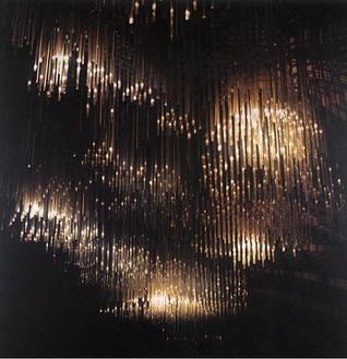 Elisa Sighicelli, Untitled, 2003 C-print on lightbox, 48 ½ × 48 ½ × 2 inches (123 × 123 × 5 cm)