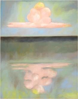 Francesco Clemente, Portrait of a Woman, 2003 Oil on linen, 40 × 30 inches (101.6 × 76.2 cm)