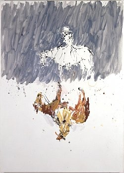 Georg Baselitz: New Paintings, Heddon Street, London