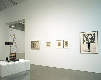 David Smith: Related Clues Installation view