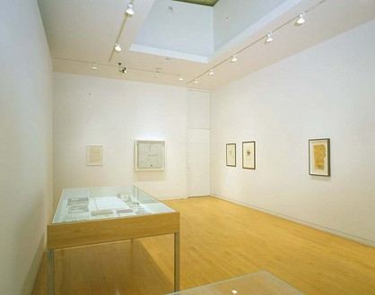 Joseph Beuys: Just hit the mark: Works from the Speck Collection Installation view