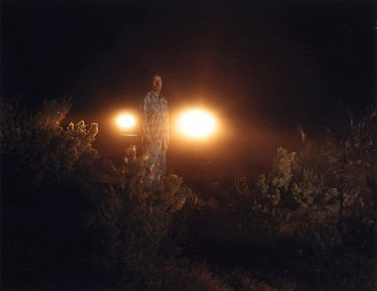 Taryn Simon, Charles Irvin Fain; Scene of the crime, the Snake River, Melba, Idaho; Served 18 years of a Death sentence for Kidnapping, Rape, and Murder, from the series The Innocents, 2002 Chromogenic print, 31 × 40 inches (78.7 × 101.6 cm) or 48 × 62 inches (121.9 × 157.5 cm), both edition of 5 + 2 AP© Taryn Simon