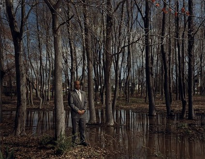 Taryn Simon, Troy Webb; Scene of the crime, The Pines, Virginia Beach, Virginia; Served 7 years of a 47-year sentence for Kidnapping, Rape, and Robbery, from the series The Innocents, 2002 Chromogenic print, 31 × 40 inches (78.7 × 101.6 cm) or 48 × 62 inches (121.9 × 157.5 cm), both edition of 5 + 2 AP© Taryn Simon