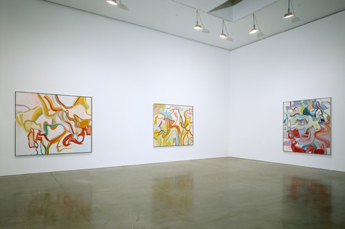 Installation view Artwork © The Willem de Kooning Foundation/Artists Rights Society (ARS), New York