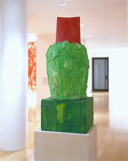 Cy Twombly: Bacchus Installation view