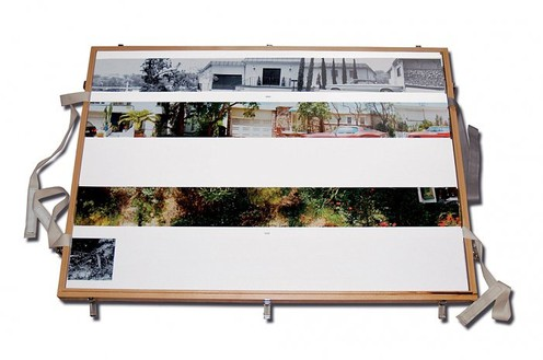 Ed Ruscha, THEN & NOW, 2005 142 gelatin silver prints in a wood box, 27 ½ × 39 ⅜ inches (69.9 × 100 cm), edition of 10; 6 APs