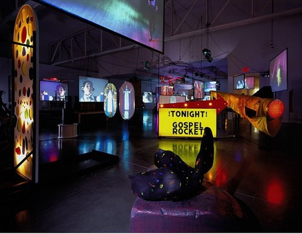 Mike Kelley: Day is Done Installation view